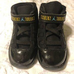 Black Baby Gamma Jordan